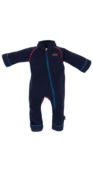 Helly Hansen Legacy Fleece Suit Babies Evening Blue